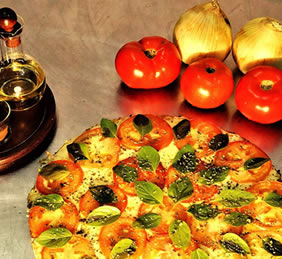 Pizza Pequena 25cm